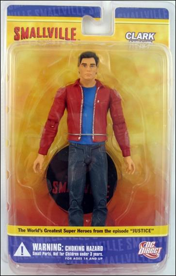Smallville (Series 2) Clark Kent by DC Direct