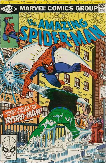 Amazing Spider-Man (1963) 212-A by Marvel