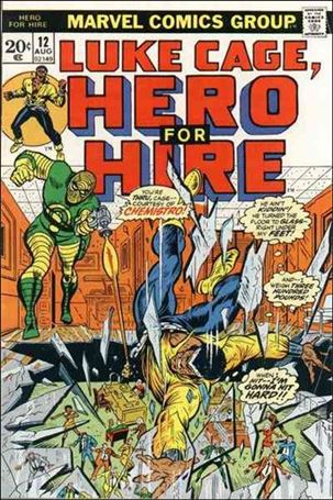 Hero for Hire 12-A