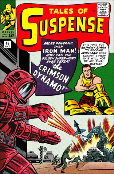 Tales of Suspense (1959) 46-A by Marvel