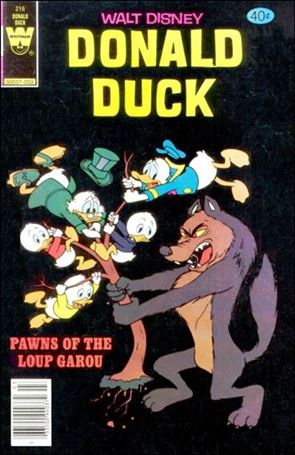Walt Disney's Donald Duck (1952) 217-A