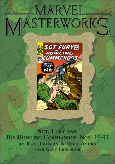 Marvel Masterworks: Sgt. Fury and His Howling Commandos 4-B by Marvel