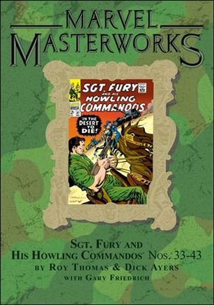 Marvel Masterworks: Sgt. Fury and His Howling Commandos 4-B