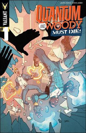 Quantum and Woody Must Die 1-B