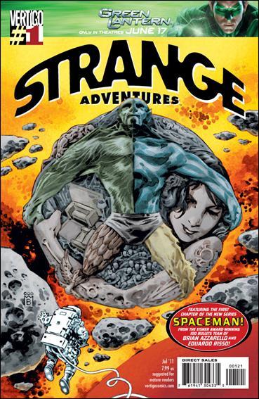 Strange Adventures (2011) 1-B by Vertigo