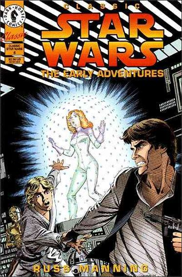 Classic Star Wars: The Early Adventures 6-A by Dark Horse