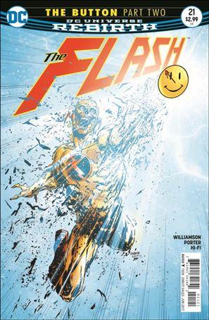 Flash (2016) 21-B