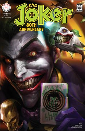 Joker 80th Anniversary 100-Page Super Spectacular 1-D