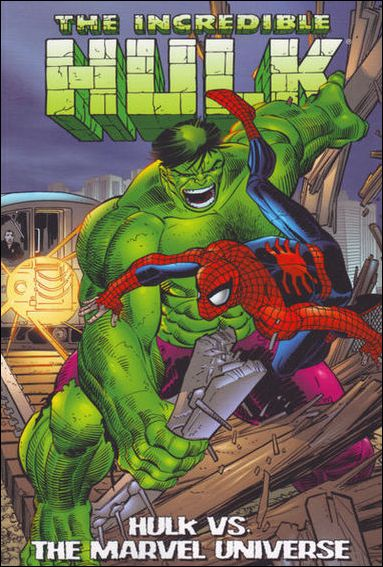 Hulk vs the Marvel Universe nn-A by Marvel