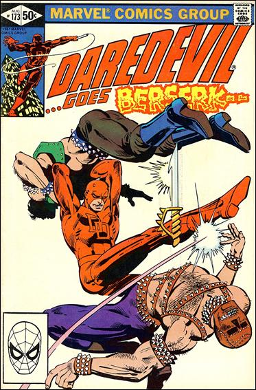Daredevil (1964) 173-A by Marvel