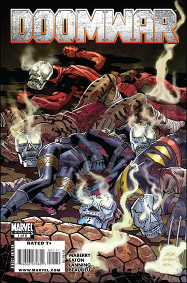DoomWar 1-A by Marvel