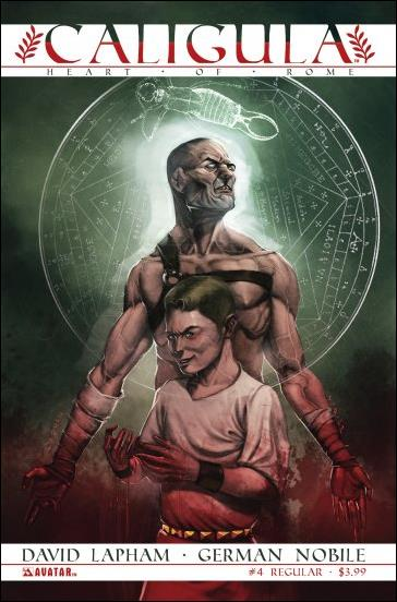 Caligula: Heart of Rome 4-A by Avatar Press