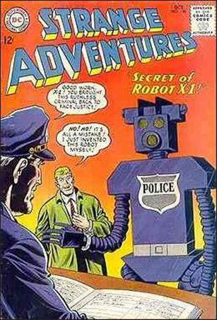 Strange Adventures (1950) 169-A