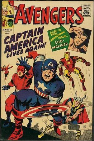 Avengers (1963) 4-C