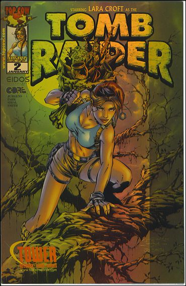 Tomb Raider: The Series 2-C by Top Cow