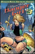 Danger Girl: Danger-Sized Treasury Edition 3-A