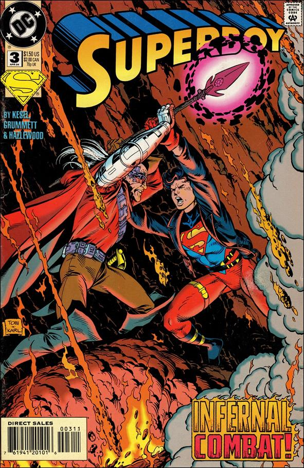 Superboy (1994) 3-A by DC
