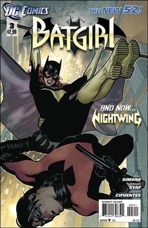 Batgirl (2011) 3-A