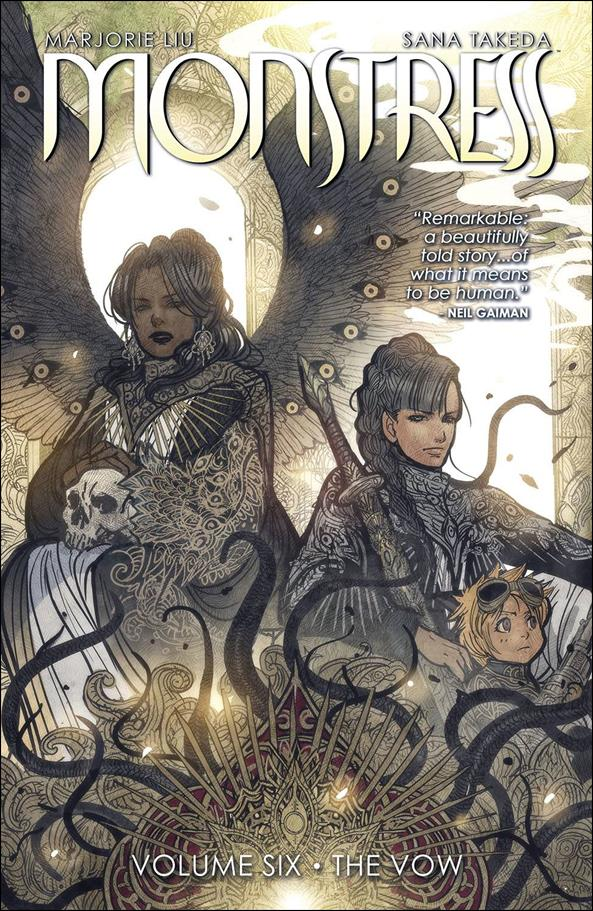 Monstress 6-A by Image