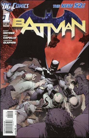 Batman (2011) 1-D by DC