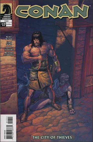 Conan (2004) 17-A by Dark Horse