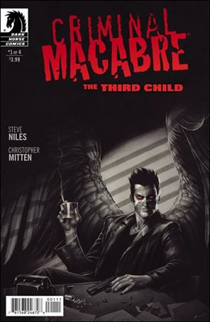 Criminal Macabre: The Third Child 1-A