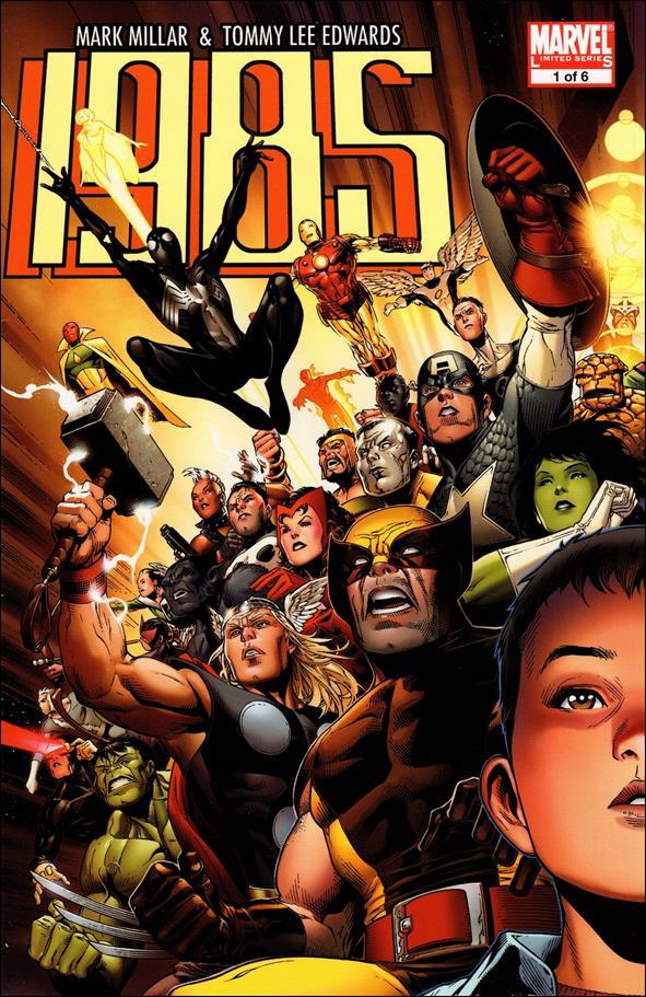 Marvel 1985 1-B by Marvel
