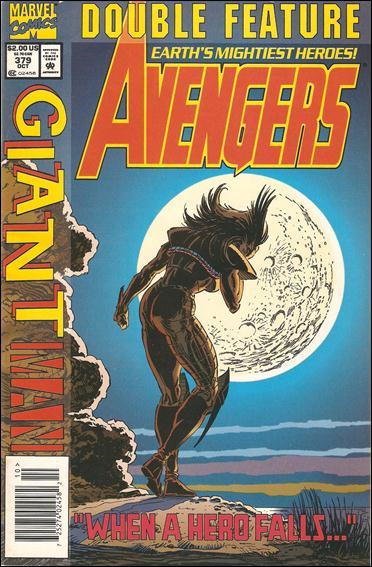 Avengers (1963) 379-C by Marvel