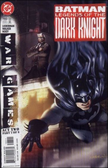 Batman: Legends of the Dark Knight 183-A by DC