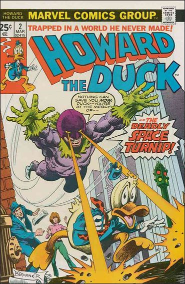 Howard the Duck (1976) 2-A by Marvel