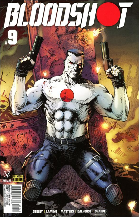 Bloodshot (2019) 9-C by Valiant Entertainment