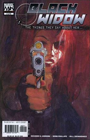 Black Widow: The Things They Say About Her 2-A
