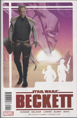 Star Wars: Beckett 1-A