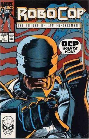 Robocop (1990) 5-A
