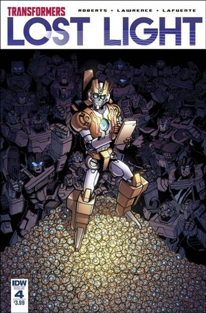 Transformers: Lost Light 4-A