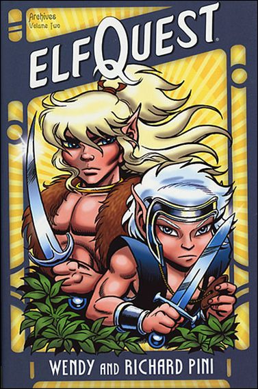 Elfquest Archives 2-A by DC
