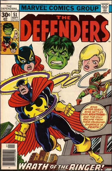 Defenders (1972) 51-A by Marvel
