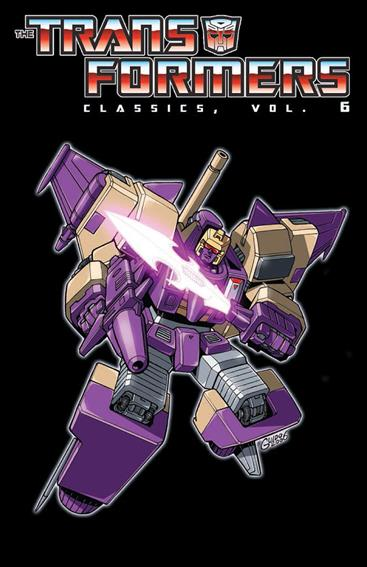 Transformers Classics 6-A by IDW