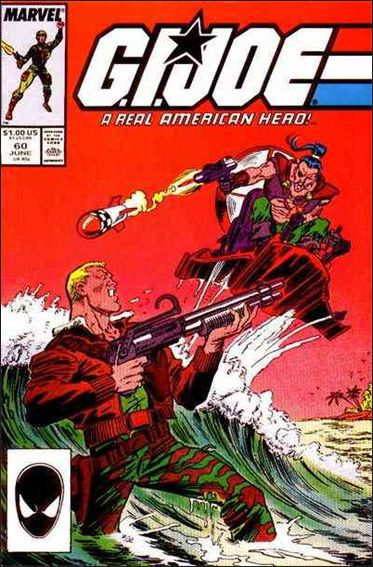 G.I. Joe: A Real American Hero 60-A by IDW