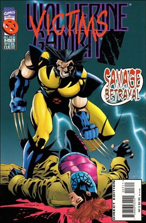 Wolverine/Gambit: Victims 3-A