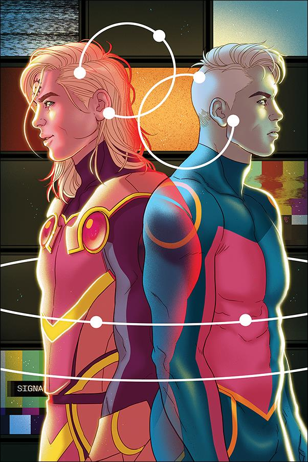 Peter Cannon: Thunderbolt (2019) 4-F by Dynamite Entertainment
