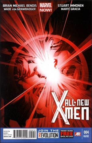 All-New X-Men 4-C by Marvel