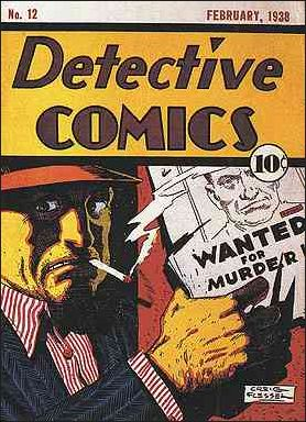 Detective Comics (1937) 12-A by DC