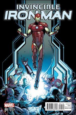 Invincible Iron Man (2015)  1-Q