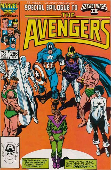 Avengers (1963) 266-A by Marvel