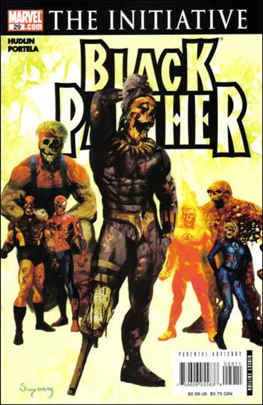 Black Panther (2005) 29-A by Marvel