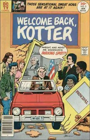 Welcome Back, Kotter 2-A
