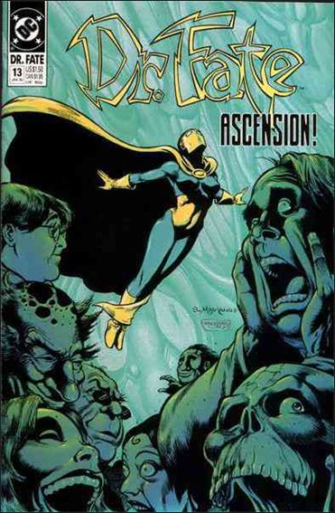 Doctor Fate (1988) 13-A by DC