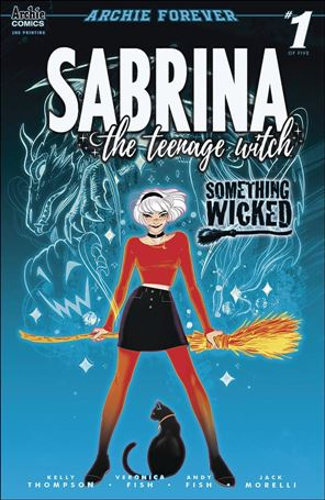 Sabrina the Teenage Witch: Something Wicked 1-F