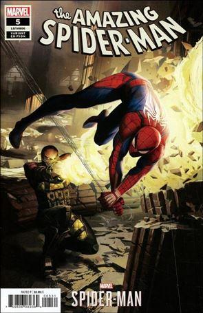 Amazing Spider-Man (2018) 5-C